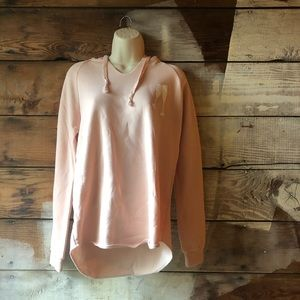 The Morning Toast Pink Hoodie Assorted Sizes XS-XL